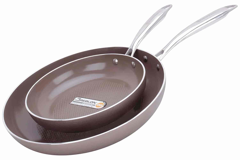 Top 10 Best Ceramic Frying Pans In 2019 Reviews Ultimate